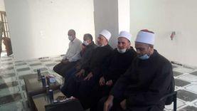 قافلة مجمع البحوث الإسلامية توزع 6 أطنان أرز على المستحقين في مطروح