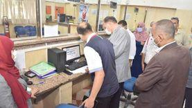 محافظ أسيوط يناشد المواطنين تقديم طلبات التصالح على مخالفات البناء