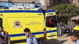 مصرع زوجين مسنين في كفر الشيخ: دهستهما سيارة مواد بترولية