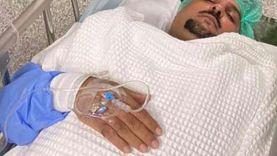 أصيب بكورونا أثناء تلقيه اللقاح.. آخر فيديو للفنان الراحل مشاري البلام