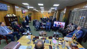 الأحد والثلاثاء.. محافظ الإسماعيلية يحدد يومين للقاء النواب