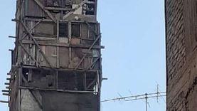 إنذار للمواطنين بإزالة أبراج الحمام المطلة على محور «عدلي منصور»
