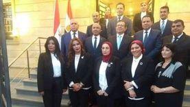 """أول صور لمرشحي القائمة الوطنية لانتخابات """"النواب"""" بالدقهلية"""
