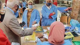 """بدء التدريب المهني بـ4 مراكز ب""""القوى العاملة"""" في الإسكندرية"""