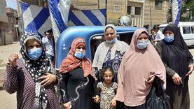 كبار السن والسيدات يتصدرون المشهد في ثاني أيام الانتخابات بكفر الشيخ