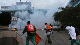العربية: طائرات إسرائيلية قصفتغرب مدينة غزة