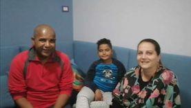 «ليديا» الأجنبية بتصوم رمضان وبتتعشى 5 مرات بسبب كرم ضيافة المصريين
