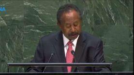 حمدوك: تطبيع السودان مع إسرائيل يحتاج إلى تشاور مجتمعي عميق