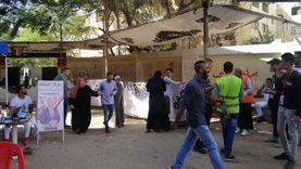 استمرار توافد الناخبين على لجان بولاق الدكرور بعد العودة من الاستراحة