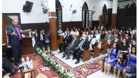 رئيس الإنجيلية يشارك حفل رسامة عبدالمسيح قسا لكنيسة الله بالإسكندرية