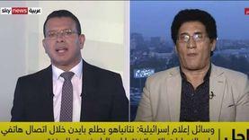 عكاشة: المبادرات الغربية ستعتمد على مصر لدورها التاريخي في دعم فلسطين