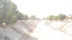 تجهيز وصيانة 34 مخر سيل وتطهير شبكات صرف الأمطار في المنيا