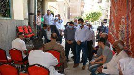 إحالة 150 موظفا للتحقيق وتحرير 128 محضرا بحملة للرقابة بالدقهلية