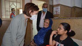 """نائب محافظ إسكندرية تتابع أعمال مبادرة """"100 مليون صحة"""""""