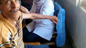 «صحة دمياط» تتابع فرق تطعيم لقاح كورونا بكنائس المحافظة