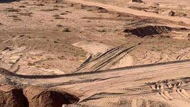 جنوب سيناء تستعد للسيول بتطهير بحيرات وادي الطيبة وأم شيبة