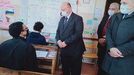 174 ألف طالب يؤدون امتحان الشهادة الإعدادية في القاهرة
