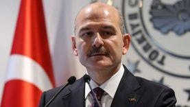 """أول تعليق.. ماذا قال وزير داخلية أردوغان عن """"جريمة المروحية""""؟"""