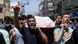 استشهاد فلسطيني وإصابة 46 برصاص الاحتلال عند مدخل البيرة