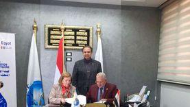 تعاون بين «مياه القليوبية» وروتاري مصر لتوصيل الخدمة لغير القادرين