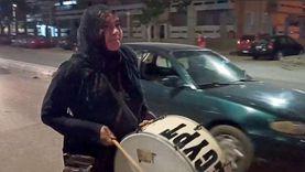 سيدة تسير 15 كيلو كل يوم لسحور المواطنين بالاسماعيلية