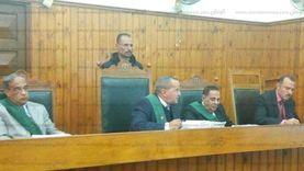 تأجيل محاكمة قاتلة زوجها بمساعدة عشيقها برأس سدر