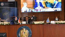 وزارء البترول يحتفون بتوقيع ميثاق منتدى غاز شرق المتوسط ويشكرون السيسي
