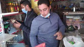 ضبط 3 منشآت غير مرخصة وإعدام 434 كيلو أغذية فاسدة بالمنيا