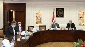 """وزير الإسكان ومحافظ جنوب سيناء يستعرضان مشروع""""التجلى الأعظم"""" فوق أرض السلام بمدينة سانت كاترين"""