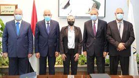 وزيرة البيئة تشهد توقيع اتفاقية إدارة تلوث الهواء في القاهرة الكبرى