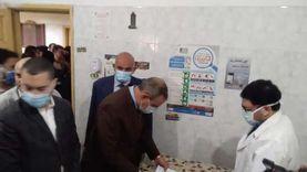 محافظ كفر الشيخ يوجه بشراء نواقص الأدوية من الصيدليات الخارجية