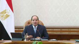 السيسي يطمئن المصريين: التعاقد على لقاح كورونا خلال أيام