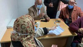 صحة الغربية تعلن بدء تلقي لقاح كورونا بمستشفى كفر الزيات العام