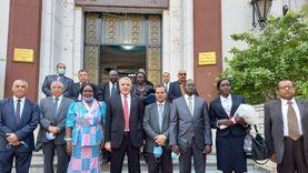 وزيرة الزراعة في جنوب السودان تشيد بمعهد صحة الحيوان