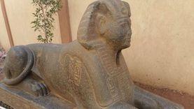 اليوم.. نقل شبيه أبو الهول من مركز أبوصوير إلى متحف الإسماعيلية