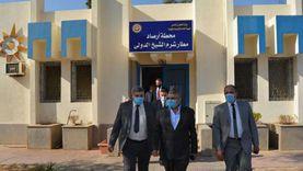 """تجديد شهادة الأيزو الدولية """"2015_ISO 9001"""" لمطار شرم الشيخ الدولي"""
