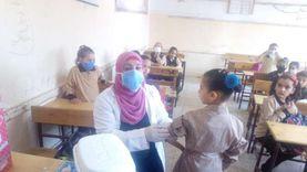 خلال 8 أيام.. تطعيم أكثر من 264 ألف طالب ضد الالتهاب السحائي بالشرقية