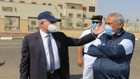 """""""فودة"""" يتفقد استعدادات افتتاح فرع جامعة الملك سلمان بشرم الشيخ"""