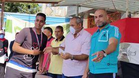 الشباب والرياضة تنظم سباقا للدراجات الهوائية بجنوب سيناء