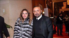 زوجة أحمد السقا: والدي في حالة خطر ادعوا له