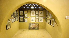 متحف الكاريكاتير بالفيوم.. أكثر من 700 لوحة تحكي تاريخ مصر