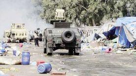 من أرشيف الوطن.. فض اعتصامي رابعة والنهضة المسلحين 14 أغسطس 2013