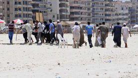 عاجل.. غرق شاب بشاطئ النخيل «المغلق» بالإسكندرية