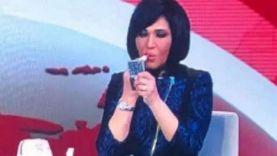 مذيعة «الروج» بالتليفزيون المصري عن أزمتها: «يرشقني البعض بالحجارة»