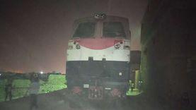 السكة الحديد تتبرأ من حادثة حلوان وتصادم قطاري الإسكندرية: ملناش ذنب