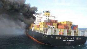 عاجل.. «رويترز»: انفجار سفينة في خليج عمان دون خسائر