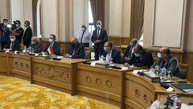 وزير الخارجية يبدأ جلسة مباحثات مع نظيره الكونغولي