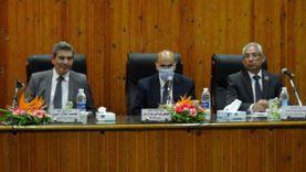 جامعة المنيا: 4 ملايين جنيه دعما للخدمات الطبية ورفع التكافل الطلابي