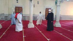 غلق 11 مسجدا لمخالفة الإجراءات الاحترازية بالقليوبية