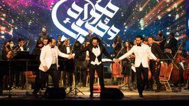 حفل أوركسترا «فؤاد ومنيب» على مسرح «ساقية الصاوي» الجمعة